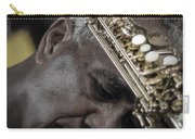 The Musicians Humble Bow To Applause  Carry-all Pouch