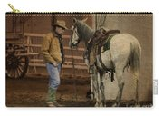 The Mustang Whisperer Carry-all Pouch