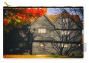 The Mysterious Witch House Of Salem Carry-all Pouch