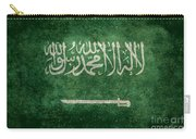 The National Flag Of  Kingdom Of Saudi Arabia  Vintage Version Carry-all Pouch