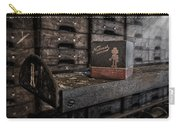 The National Screw Carry-all Pouch by Susan Candelario