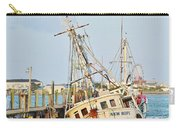 The New Hope Sunken Ship - Ocean City Maryland Carry-all Pouch