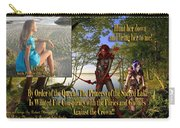 Princess Of The Sacred Lake Carry-all Pouch