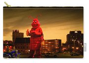 The Night Of The Lobster Man Carry-all Pouch