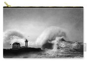 The Nubble In Trouble Carry-all Pouch by Lori Deiter