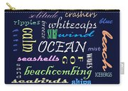 The Ocean Is... Carry-all Pouch