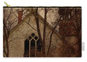 The Old Abandoned Church Carry-all Pouch