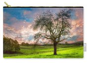 The Old Apple Tree At Dawn Carry-all Pouch