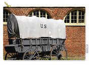 The Old Army Wagon Carry-all Pouch