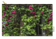The Old Barn Window Carry-all Pouch by Debra and Dave Vanderlaan