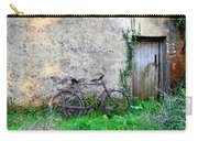 The Old Bike In The Irish Countryside Carry-all Pouch