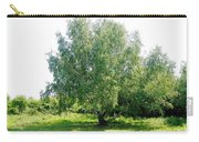 The Old Birch Tree Carry-all Pouch