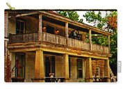 The Old Boarding House Carry-all Pouch by Marty Koch