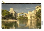 The Old Bridge At Mostar Carry-all Pouch