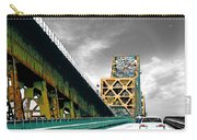 The Old Bridge Hwy 190 Mississippi River Bridge Baton Rouge Carry-all Pouch