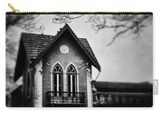 The Old House Carry-all Pouch by Marco Oliveira