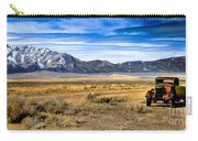 The Old One Carry-all Pouch by Robert Bales