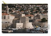 The Old Port Of Dubrovnik Carry-all Pouch