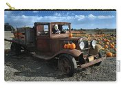 The Old Pumpkin Patch Carry-all Pouch