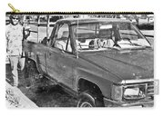 The Old Retro Truck Carry-all Pouch