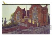 The Old Schools, Harrow Oil On Canvas Carry-all Pouch