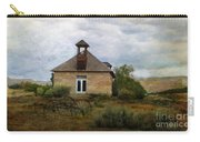 The Old Shell Schoolhouse Carry-all Pouch