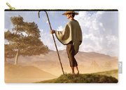 The Old Swineherd Carry-all Pouch