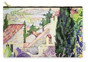 The Old Town Vaison Carry-all Pouch