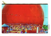 The Orange Julep Montreal Summer City Scene Carry-all Pouch
