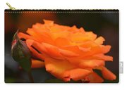 The Orange Rose Carry-all Pouch