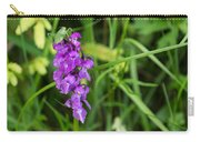 The Orchid And The Grasshopper  Carry-all Pouch