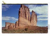 The Organ, Arches National Park, Utah Carry-all Pouch