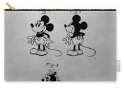 The Original Mickey Mouse Patent Design Carry-all Pouch