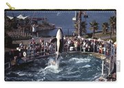 The Original Shamu Orca Sea World San Diego 1967 Carry-all Pouch