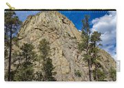 The Other Side Of Devils Tower Carry-all Pouch