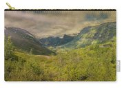The Other Side Of Trollstigen Norway Carry-all Pouch
