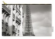 The Other View Of The Eiffel Tower Carry-all Pouch