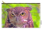 The Owl... Carry-all Pouch