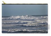 The Pacific Ocean Near Oceanside Ca Carry-all Pouch