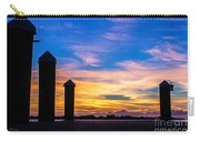 The Painted Sky Carry-all Pouch