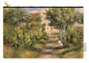The Painters Garden, Cagnes, C.1908 Carry-all Pouch
