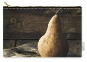 The Painter's Pear Carry-all Pouch by Amy Weiss