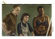 The Painting Carry-all Pouch