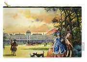 The Palace Of The Tuileries Carry-all Pouch by Andrew Howat