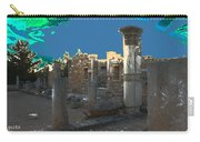 The Palaestra -temple Of Apollo Carry-all Pouch