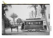 The Palm Beach Trolley Carry-all Pouch