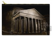 The Pantheon At Night Carry-all Pouch