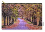 The Park In Autumn Carry-all Pouch