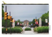 The Parkway And Art Museum Carry-all Pouch