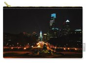 The Parkway At Night Carry-all Pouch